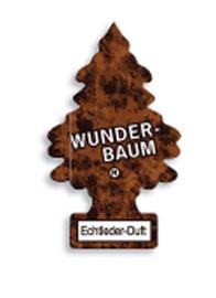 AUTO ATSVAIDZ. WB ECHTLEDER-DUFT (WUNDER-BAUM)
