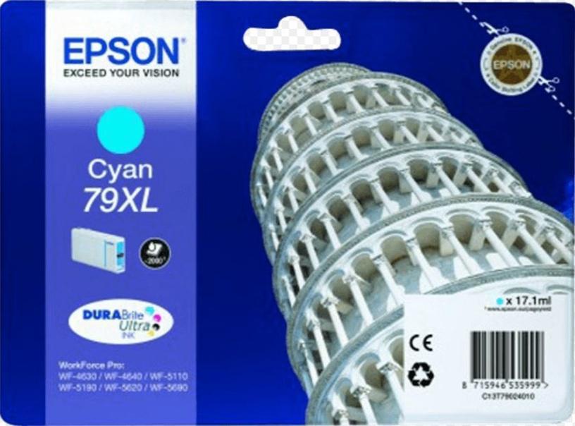 Epson T7902 Ink Cartridge Cyan