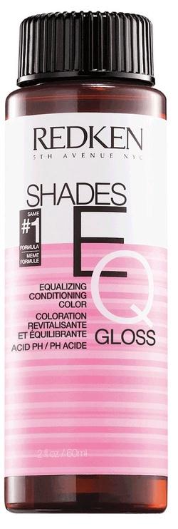 Redken Shades EQ Gloss Demi Permanent Hair Color 60ml Silver Green