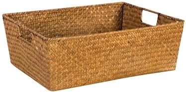 Home4you Basket Petra 1 40x31x14cm Brown