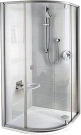 Dušas kabīne Ravak PSKK3-90, pusapaļā, bez paliktņa, 900x900x1900 mm