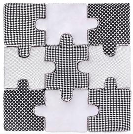 Lulando Puzzle Black And White
