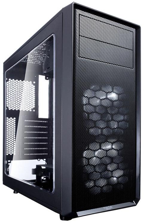 Fractal Design Focus G Middle Tower ATX Black FD-CA-FOCUS-BK-W