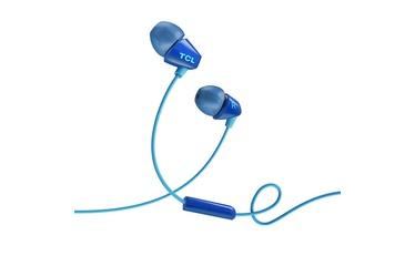 Наушники TCL SOCL100BL-EU In-Ear, синий