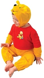 Костюм Rubies The Pooh Classic Costume, красный/oранжевый