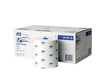 Dvielis papīra Tork Premium Matic Soft, H1