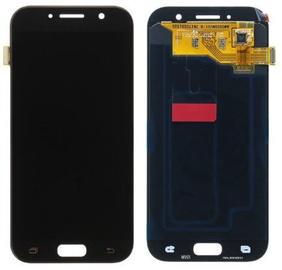 Запасные части для мобильных телефонов Samsung Galaxy A5 2017 Black LCD Screen