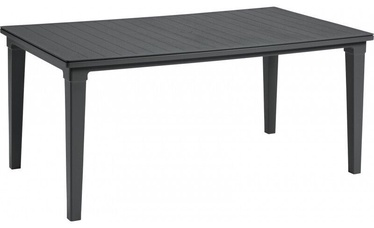 Dārza galds Keter Futura, melna