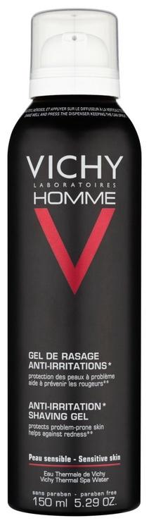 Vichy Homme Anti Irritation Shaving Gel 150ml