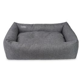 Amiplay Dog Cushion Palermo Grey Small 58x46x17cm