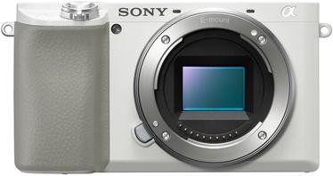 Sony Alpha A6100 Body White
