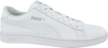 Puma Smash V2 Shoes 365215-07 White 43