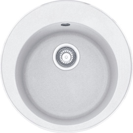 Franke ROG 610-41 Sink White Manual
