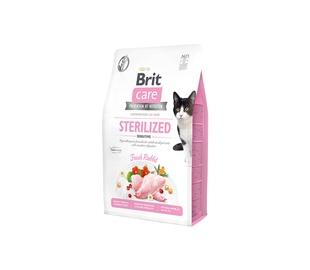 Sausā kaķu barība Brit Care M-BRCSS2, 2 kg