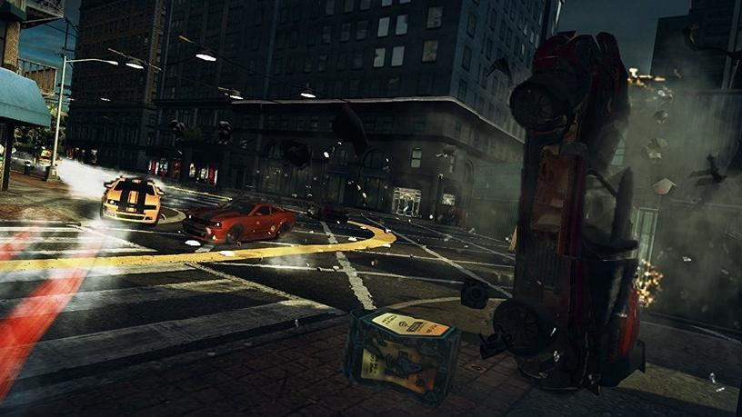 Ridge Racer: Unbounded Xbox 360