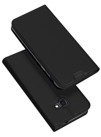 Dux Ducis Premium Magnet Book Case For Samsung Galaxy XCover 4 Black
