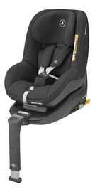 Mašīnas sēdeklis Maxi-Cosi Pearl Smart Black, 0 - 18 kg