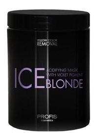 Matu maska Profis Ice Blonde, 1000 ml