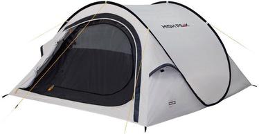 3-местная палатка High Peak Boston 3 10114, серый