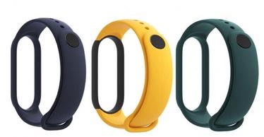 Xiaomi Mi Smart Band 5 Strap Blue/Yellow/Green