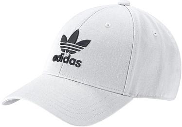 Adidas Trefoil Baseball Cap FJ2544 White