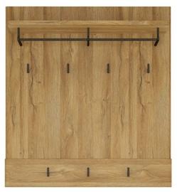 Вешалка для одежды Meble Wojcik Cortina CNAG04 Grandson Oak