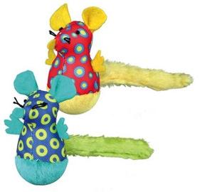 Rotaļlieta kaķim Trixie 45564 Bobo Mouse, 9 cm