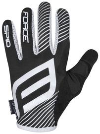 Force MTB Spid Gloves Black L
