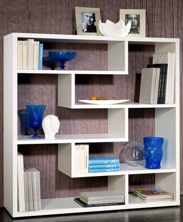 Cama Meble Qube Shelf White