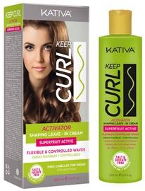 Kativa Keep Curl Leave-In Cream 200ml