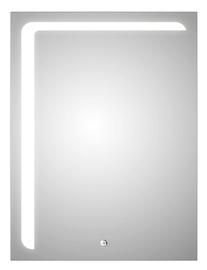 Зеркало Masterjero Novito YJ-2068H, с освещением, подвесной, 60x80 см