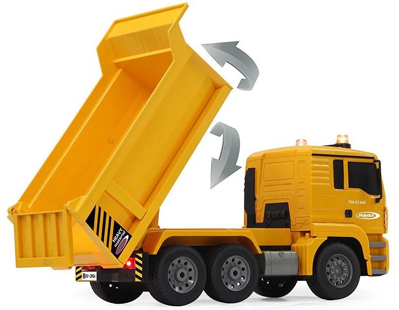 Jamara Dump Truck MAN 1:20 405002