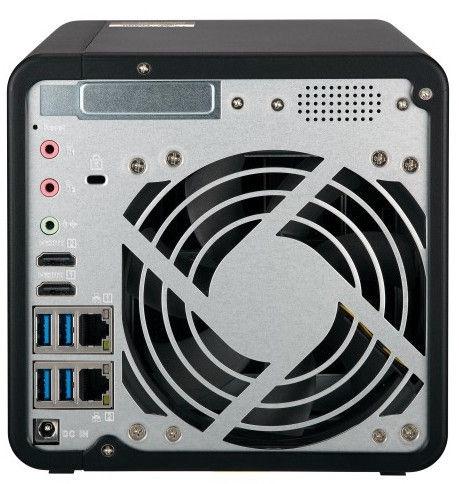 QNAP Systems TS-453Be-2G 4-Bay NAS 16TB
