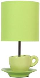 Candellux Cynka 41-34830 1x60W E27 Table Lamp Pistachio