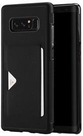 Dux Ducis Pocard Series Premium Back Case For Samsung Note 8 Black