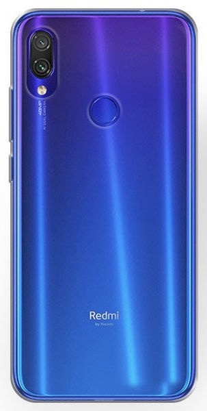 Mocco Ultra Back Case 0.5mm For Xiaomi Redmi Note 7/Note 7 Pro Transparent