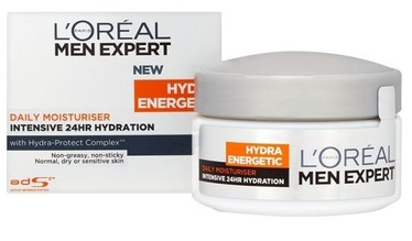 Крем для лица L´Oreal Paris Men Expert Hydra Energetic Daily Moisturiser, 50 мл