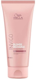 Matu kondicionieris Wella Invigo Blonde Recharge Refreshing Conditioner, 200 ml