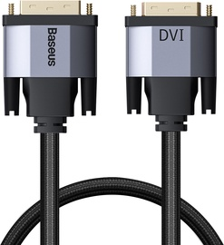 Baseus Enjoyment DVI Cable 2m Dark Gray
