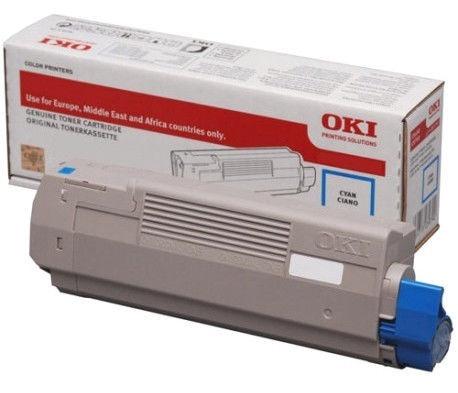 Oki Toner Cartridge For C332/MC363 Cyan