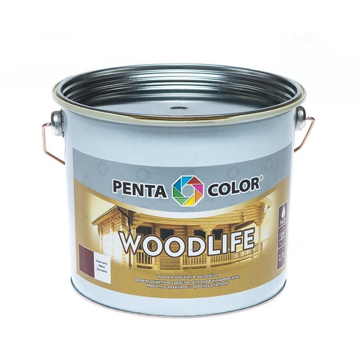 Impregnants Woodlife sarkani brūns 2,7l (Pentacolor)