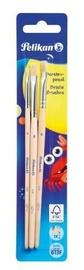 Pelikan Bristle Brushes Set 4/6/8 3pcs