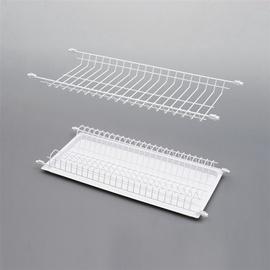 Rejs Dish Dryer Rack White 85.5x25.2x6.4cm