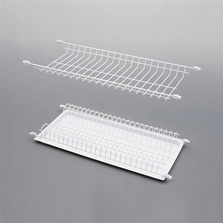 Сушилка для посуды Rejs Dish Dryer Rack White 85.5x25.2x6.4cm