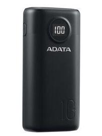 Зарядное устройство - аккумулятор Adata P10000QSD, 10000 мАч, черный