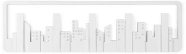 Drēbju pakaramais Umbra Skyline 5, balta