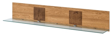 Szynaka Meble Velle 35 Shelf 160x28x26cm Oak