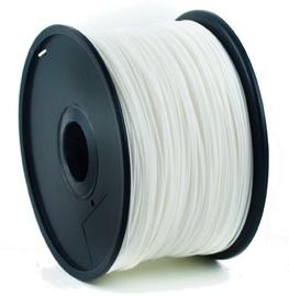 Расходные материалы для 3D принтера Gembird 3DP-PLA, 330 м, белый