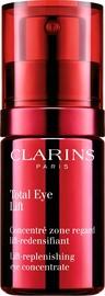 Zemacs krēms Clarins Total Eye Lift Replenishing Eye Concentrate 15ml