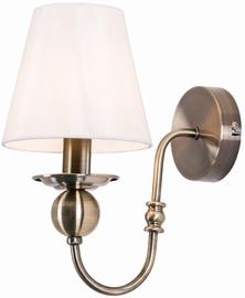 Light Prestige Grado Wall Lamp 40W E14 White